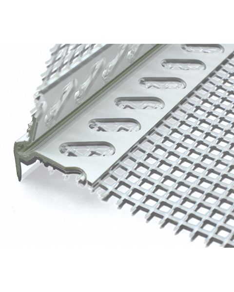 Tropfkantenprofil PVC